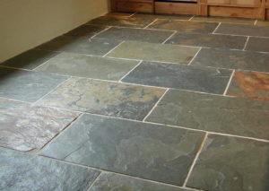 natural stone, slate tile